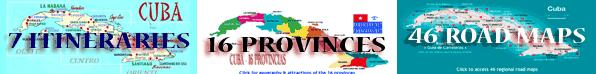 Itineraries, provinces, road & town maps, airports, tides, marinas
